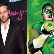 "De ""Batman Vs Superman"": Dan Amboyer como o Lanterna Verde? Ator comenta boatos sobre o papel"