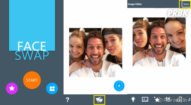 Trocar de rosto com FaceSwap? Confira os melhores apps pra ficar a cara do seu amigo no Android!