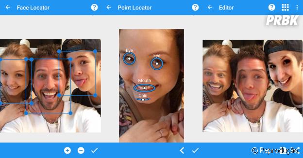 Trocar de rosto com FaceSwap  Confira os melhores apps pra ficar a cara do  seu c95148ddd2