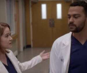 """Em """"Grey's Anatomy"""", April e Jackson vão se divorciar!"""