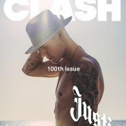 Justin Bieber posa nu para capa de revista e fãs piram nas redes sociais! Vem ver a foto!