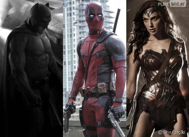 Confira quais são os signos dos super-heróis da Marvel e da DC Comics!