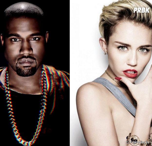 Kanye West ataca Miley Cyrus em música inédita