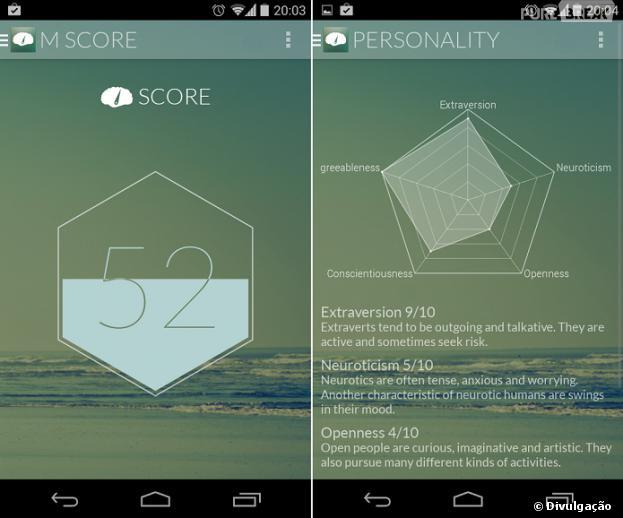 """App """"Menthal"""" mede seu vício no celular"""