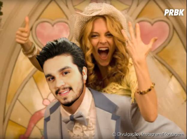 Já imaginou se o Luan Santana casasse em Las Vegas?