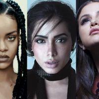 Com Rihanna, Anitta e Selena Gomez: Spotify divulga lista de cantoras mais ouvidas no streaming!