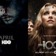 """Série """"Game of Thrones"""" ou """"The 100""""? Qual é a melhor história baseada em livros?"""
