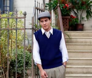 """Arthur Aguiar, de """"Êta Mundo Bom"""", interpreta o jovem Osório"""