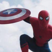 """De """"Capitão América 3"""": Homem-Aranha aparece pela primeira vez em novo trailer divulgado. Assista!"""