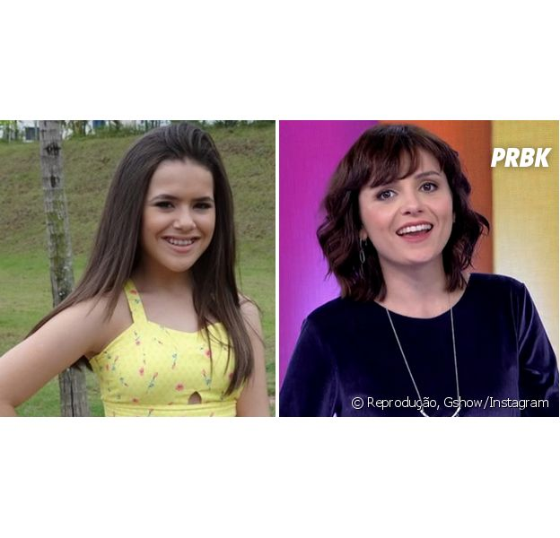 Maisa Silva etrevista Monica Iozzi para seu canal no Youtube