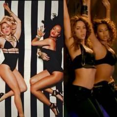 Duelo! Qual a melhor colaboração de Shakira: com Beyoncé ou Rihanna?! #divas