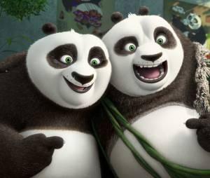 """""""Kung Fu Panda 3"""" é o terceiro filme mais assistido em sua estreia no Brasil"""