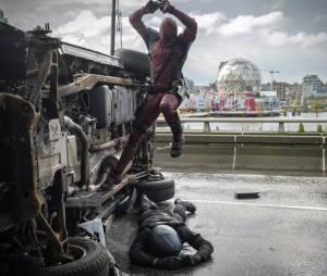 """""""Deadpool"""", que ocupa a quarta posição, já chegou a liderar este ranking"""