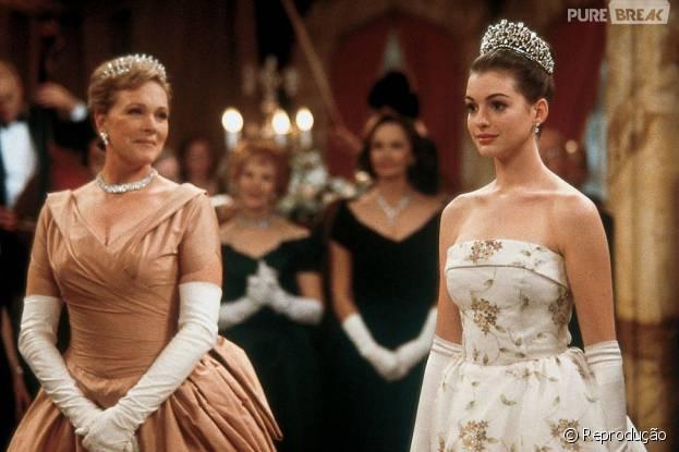"Filme ""O Diário da Princesa 3"" é confirmado! Anne Hathaway vai voltar a intepretar Mia Thermopolis"