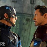 """De """"Capitão América 3"""" e """"Batman Vs Superman"""": veja mais momentos onde foi preciso escolher um lado!"""