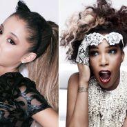 """Ariana Grande anuncia hit com Macy Gray para o CD """"Dangerous Woman"""" em vídeo e fãs piram!"""