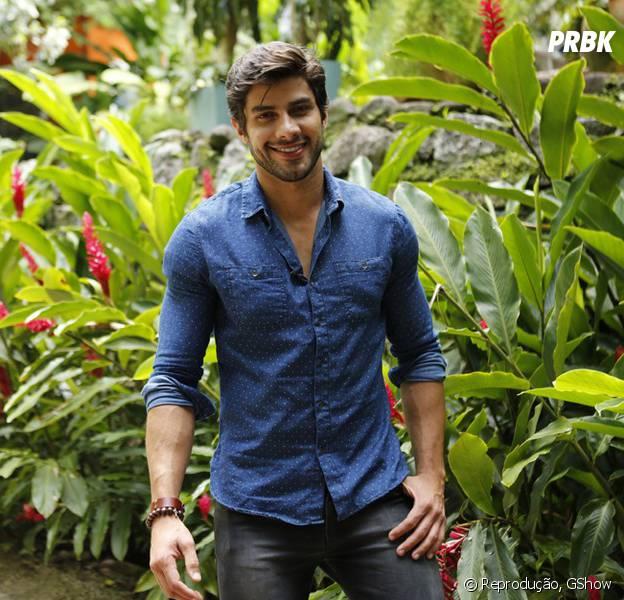 """Do """"BBB16"""", Renan fala sobre brigas com Ana Paula e relação com Matheus"""