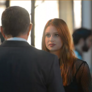 """Novela """"Totalmente Demais"""". Eliza (Marina Ruy Barbosa) descobre que Germano é seu pai!"""