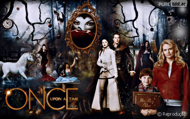Once upon a time personagens