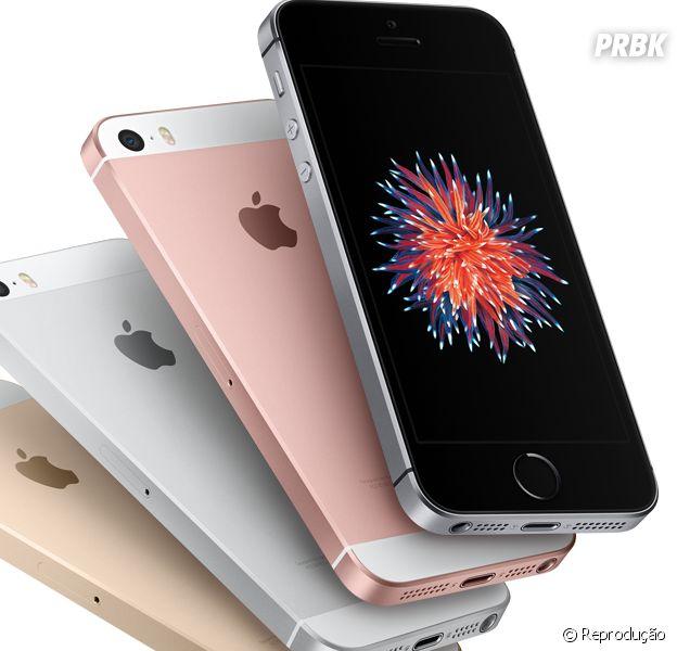 iPhone SE: Apple divulga novo smartphone da família!