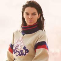 Kendall Jenner posa para Vogue americana pela 1ª vez e fala sobre sucesso nas redes sociais!