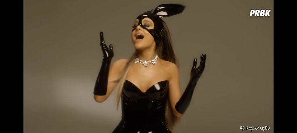 """Música """"Dangerous Woman"""" já ganhou vídeo onde cantora solta a voz em versão acapella do hit"""