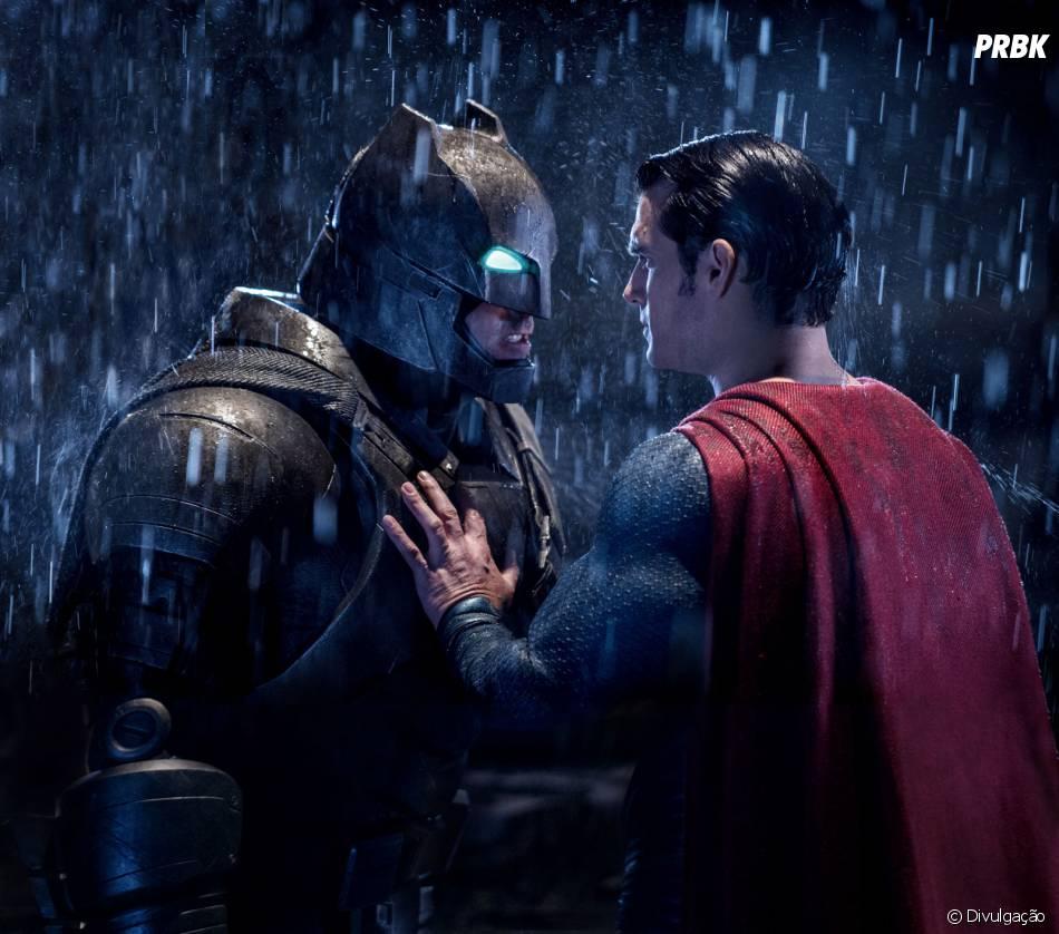 """""""Batman Vs Superman: A Origem da Justiça"""", com Ben Affleck, chegou aos cinemas no dia 24 de março"""