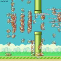 "Jogo ""Flappy Bird"" ganha versão multiplayer online"