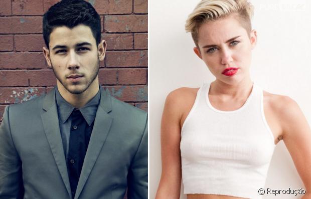 Nick Jonas relembra namoro com Miley Cyrus em bate papo com fãs