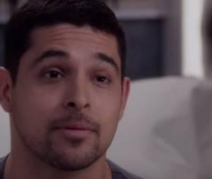 """Em """"Grey's Anatomy"""", Wilmer Valderrama aparece em novo vídeo da série como Kyle Diaz!"""