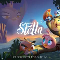 "Rovio anuncia ""Angry Birds Stella"", nova aventura dos pássaros zangados"