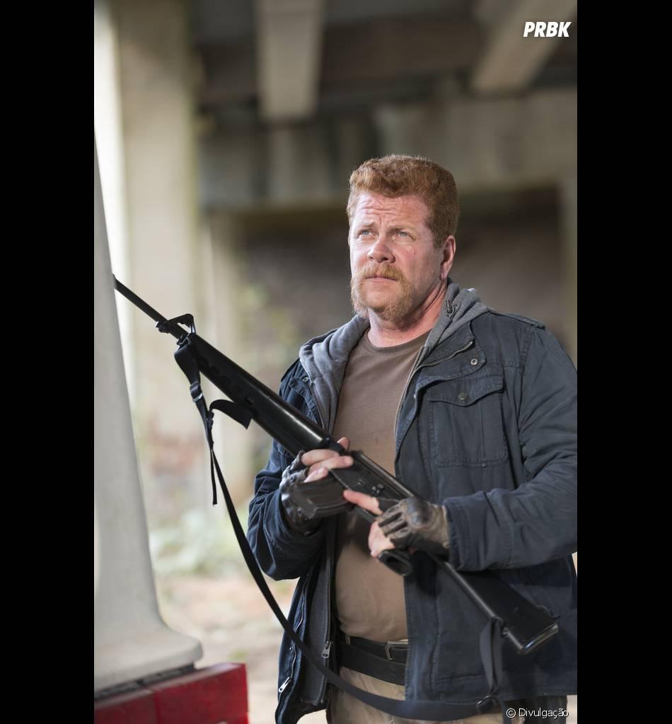"""Em """"The Walking Dead"""", Abraham (Michael Cudlitz) pode ter sido a vítima de Negan (Jeffrey Dean Morgan)"""