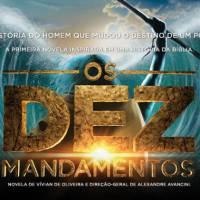 """De """"Os Dez Mandamentos"""": Moisés (Guilherme Winter) ganha novo inimigo! Veja detalhes da 2ª temporada"""