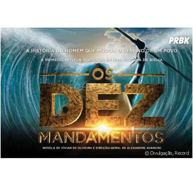 """De """"Os Dez Mandamentos"""", veja os desafios de Moisés (Guilherme Winter) nessa 2ª temporada!"""