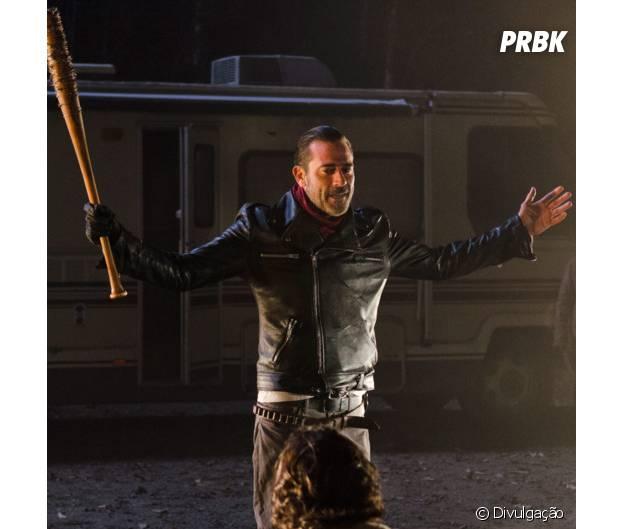 """Em """"The Walking Dead"""": descubra quem foi assassinado por Negan!"""