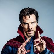 """De """"Doutor Estranho"""": Benedict Cumberbatch aparece caracterizado em nova foto divulgada pela Marvel"""