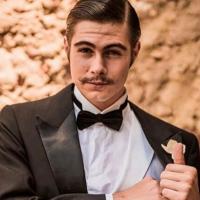 """Rafael Vitti, de """"Velho Chico"""", defende personagem Carlos Eduardo: """"Não chega a ser um vilão"""""""