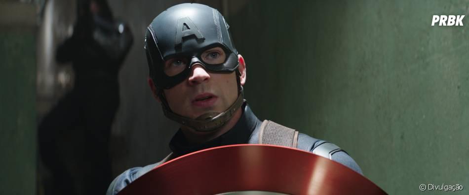 """Chris Evans já deu algumas dicas sobre o final de """"Capitão América 3: Guerra Civil"""""""