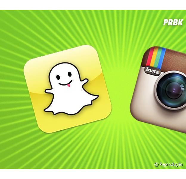 Snapchat prova que é o aplicativo querido da galera e deixa Instagram para trás!