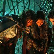 """Em """"Once Upon A Time"""": na 5ª temporada, Ruby (Meghan Ory) salva Dorothy com beijo de amor verdadeiro"""