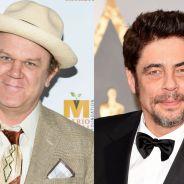 """De """"Guardiões da Galáxia 2"""": John C. Reilly e Benicio Del Toro estão fora da sequência, diz diretor"""