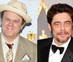 """John C. Reilly e Benicio Del Toro não estarão em """"Guardiões da Galáxia 2"""""""