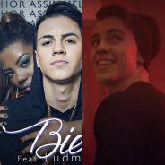 """Biel e Ludmilla em """"Melhor Assim"""" ou """"24 Horas por Dia""""? Qual é seu clipe favorito da dupla?"""