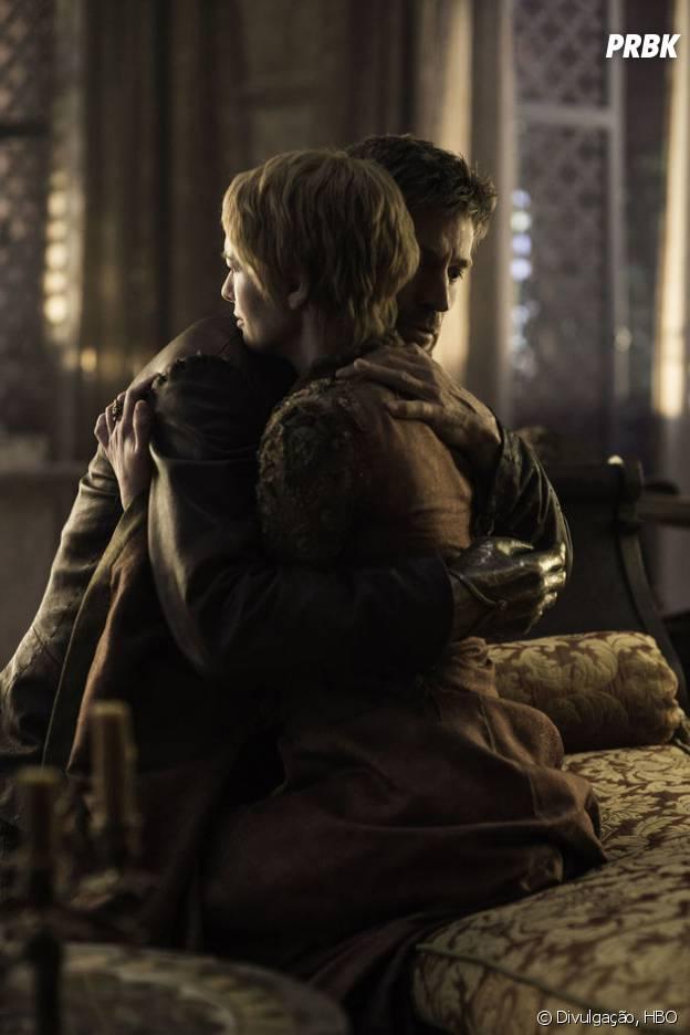 """Em """"Game of Thrones"""", Cersei lida com a morte da filha em novas imagens"""