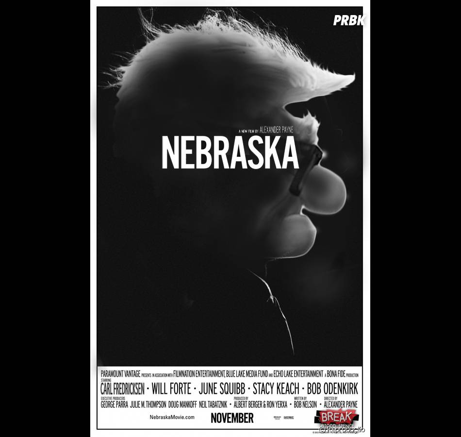 """Carl Fredricksen, de """"Up - Altas Aventuras"""", substituiBruce Dern em """"Nebraska"""""""