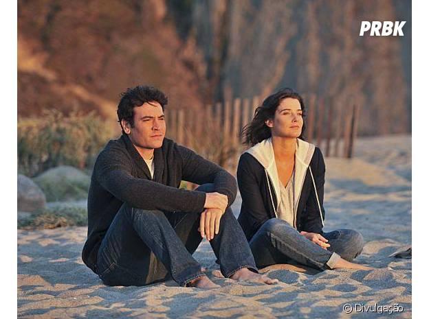 """Em """"How I Met Your Mother"""", Ted (Josh Radnor) e Robin (Cobie Smulders) tiveram momentos lindos na nona temporada!"""
