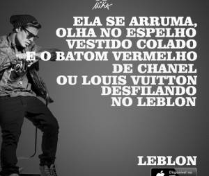 """Micael Borges promoverá """"Leblon"""" para """"Qual é o Andar da Felicidade?"""""""