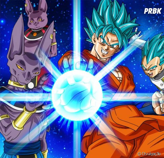 """Dragon Ball Super"" mostrou novos personagens impressionantes no anime!"