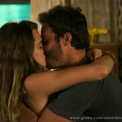 """Te contei? Lili e William têm recaída e se beijam em """"Além do Horizonte""""!"""