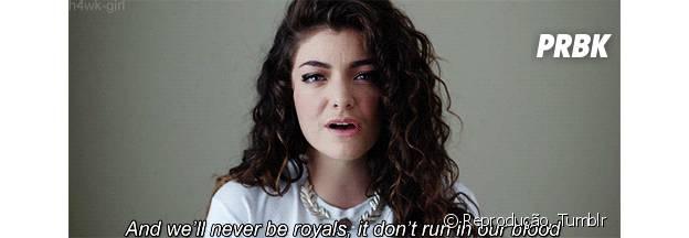 Lorde!